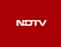 NDTV Android Mobile App Concept