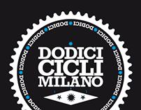 Progettazione Divisa Squadra Corse Dodici Cicli Milano