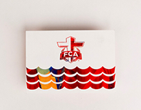 FCA West LA Notecards