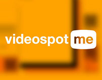 Branding for video advertisement company - VideoSpot Me
