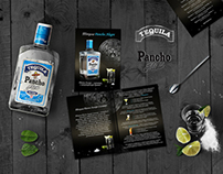 Pancho Alegre tequila promotion