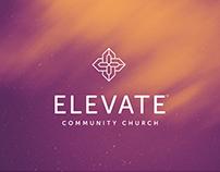 Elevate Community Church — identity concepts