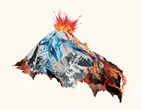 The Loop / Volcanoes & Ice