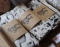 Gregoria & Soler · Objetos con dibujos