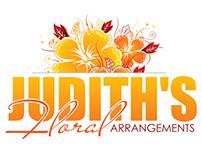 Judith's Floral Arrangement