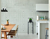 INTERIOR/ an apartment in tainan