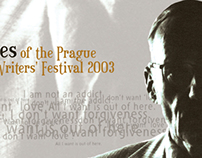 Echoes of the Prague Writers' Festival 2003