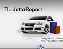 """Volkswagen """"The Jetta Report"""""""