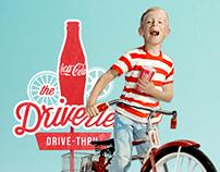 Coca-Cola® The Driverless Drive-Thru