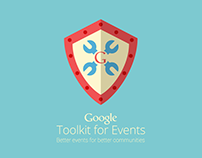 Google Toolkit for events