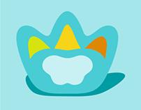 Dental Rei   Logo and Corporate Identity
