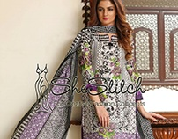 Sahil Printed Lawn Vol 3 by ZS Textiles ❤