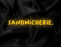 Social Media Post - Sandwicherie