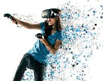 Vive Key Visuals - Pixelate