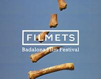 FILMETS Badalona FIlm Festival Poster