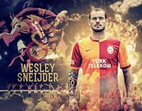 Wesley Sneijder / Galatasaray