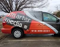 Smarter Media Vehicle Wrap