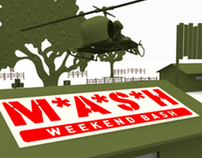 M*A*S*H Weekend Bash
