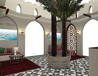 Emirati Culture stand