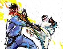 GENKI Sports illustrations