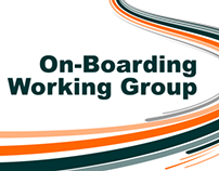 Logo - On Boarding Working Group
