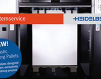 Heidelberg Flyers and Direct Mail