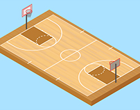 Isometric Sport Fields