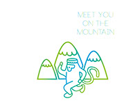 Meet you on the mountain comic