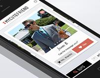 MyCuteFriend Dating App