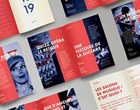 Salons de Musique 2018-19 | Brand Design