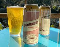 Prominenti - Beer Label