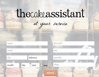 The Cake Assistant