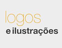 Logos e Ilustrações