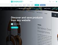 Shoplyst Social Shopping & Curation Platform