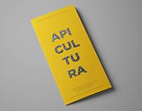Folder Apicultura / Prefeitura de Pelotas