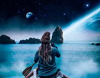 Spaceriver: Photo Manipulation