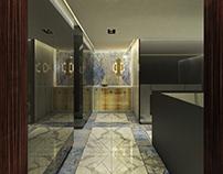 Mecca apartment interior proposal