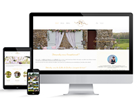 Site internet - www.lesbullesdebonheur-ceremonie.fr