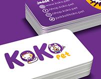Koko Pet - Brand Identity