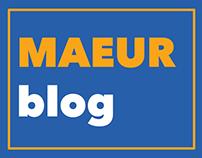 Marketing Association blog identity