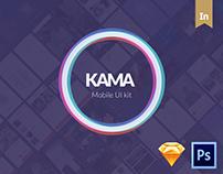 Kama - iOS UI Kit