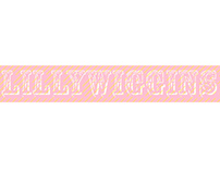Lillywiggins Logo Design