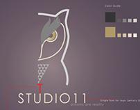 Studio 11 Branding