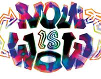 Graffiti Slogans: Custom Typography, Series