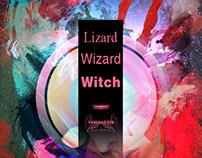 Lizard, Wizard, Witch
