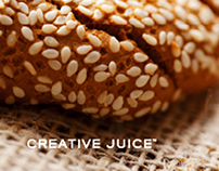 Creative Juice Breakfast