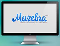 Muzebra Redesign Concept