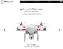 Melbourne Mobile Phone Repairs Website Design