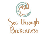 Sea Through Brokenness Logo Design and Branding