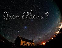 Divulgação do Filme '' Quem é Elena ? ''
